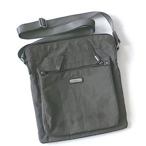 Baggallini Crossbody Travel Bag, Gray